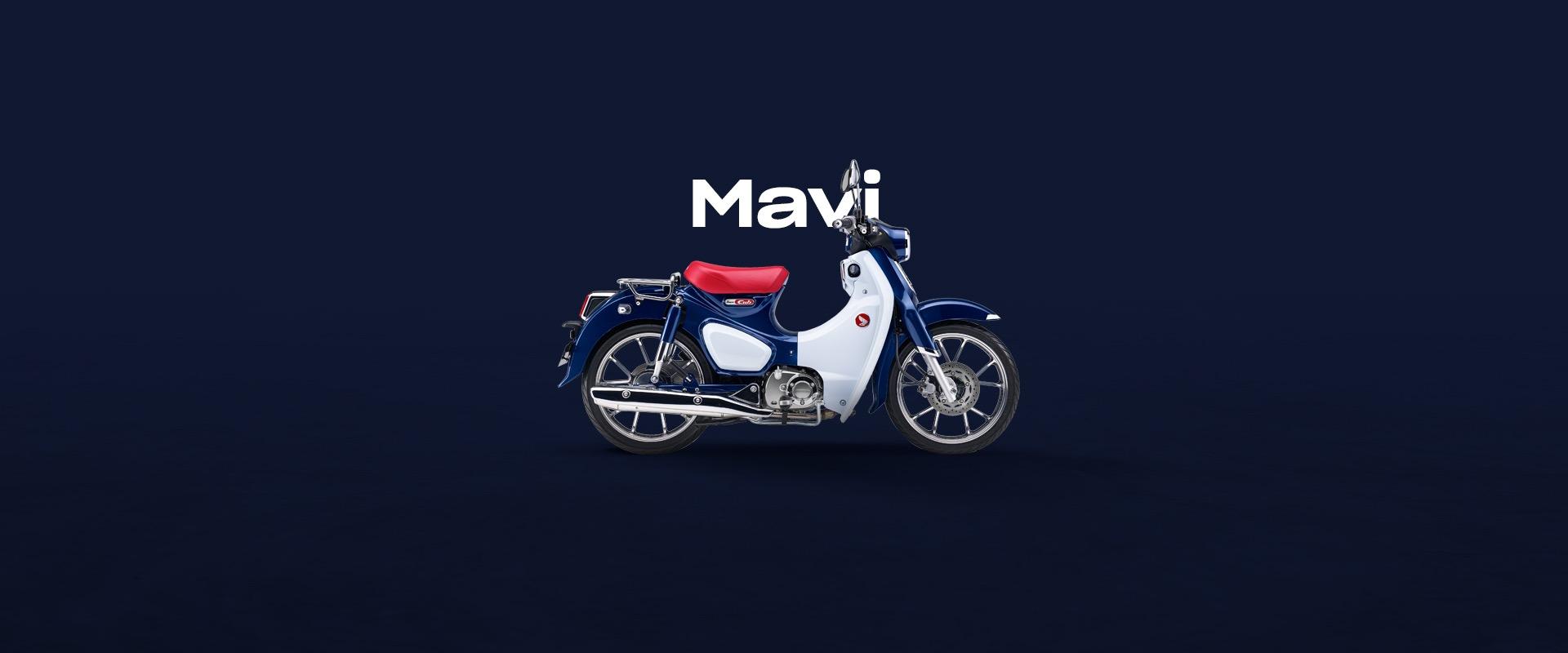 Honda Tansoy Mavi