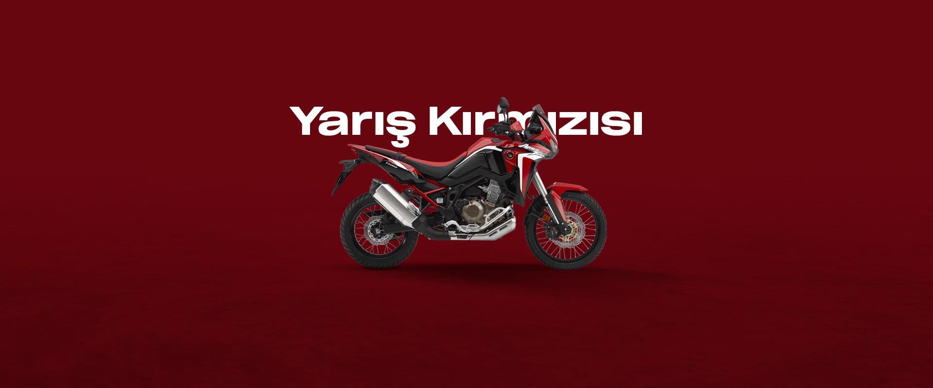 GÜNGÖR MOTOR Yarış Kırmızısı