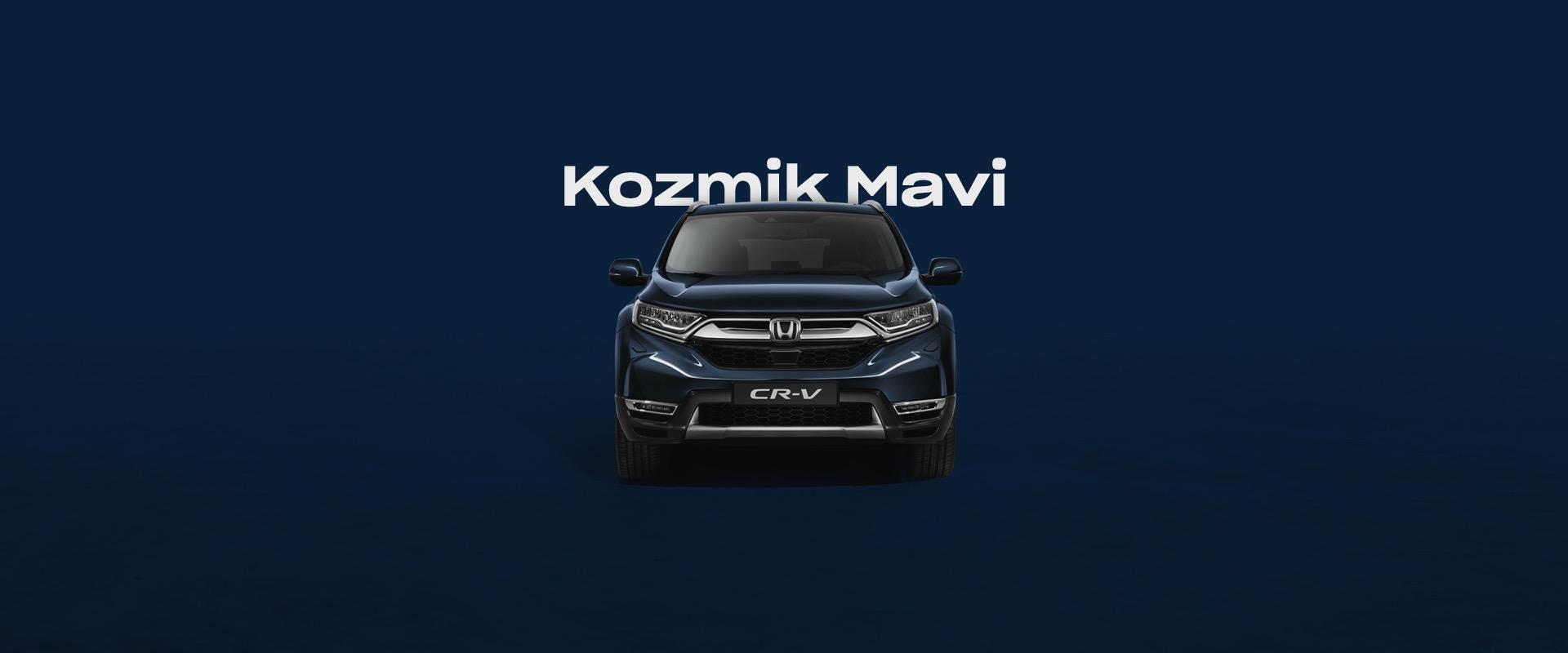 Honda Plaza  Kaval Kozmik Mavi