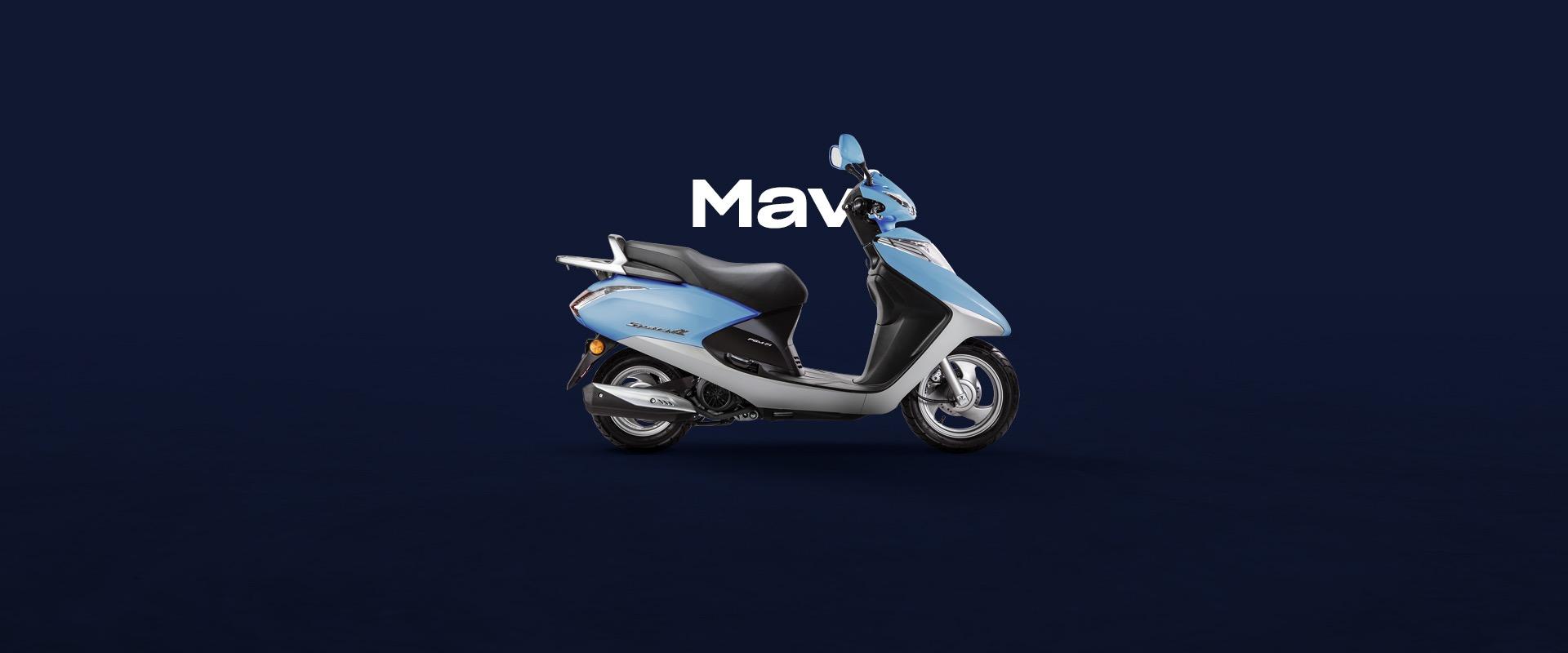 Kıvrak Motor Mavi