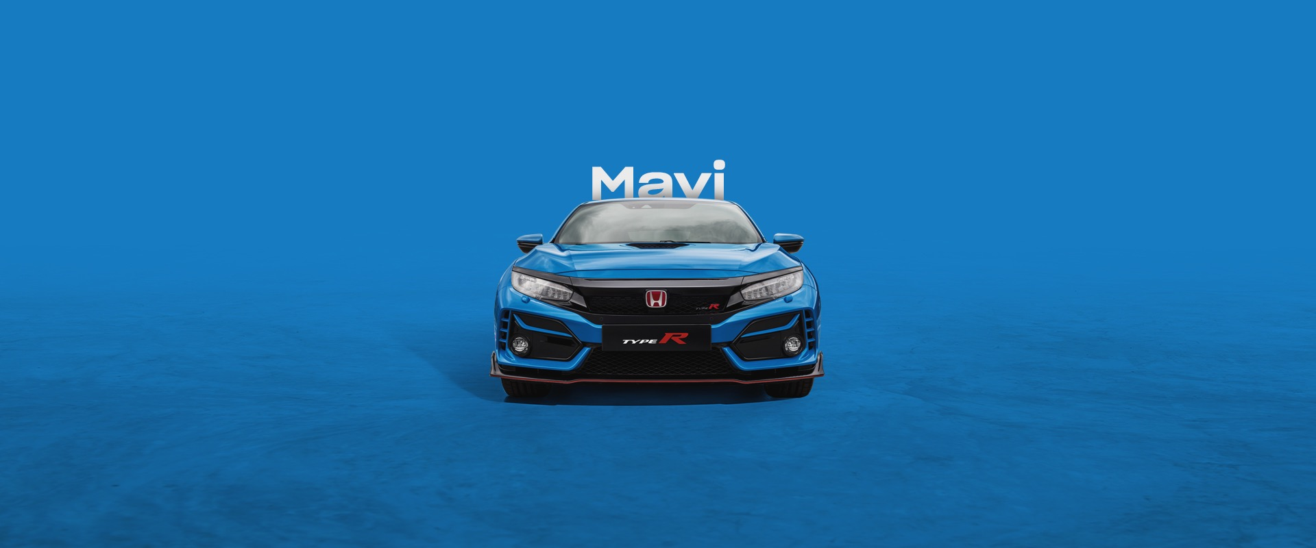 Honda Plaza  Kaval Mavi