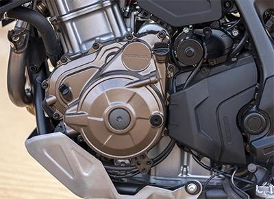 Yeni 1084 cc Motor