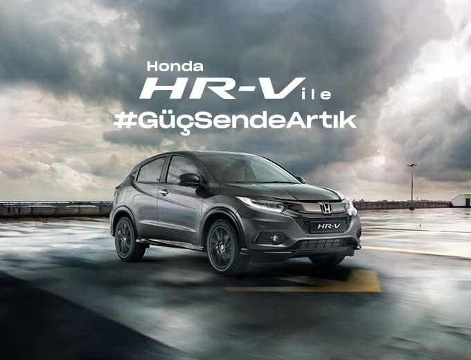 Honda HR-V, 70.000 TL, 15 ay vade ve %0,75 faiz avantajıyla Honda Showroom'larında sizi bekliyor. Honda Plaza  Ayışığı