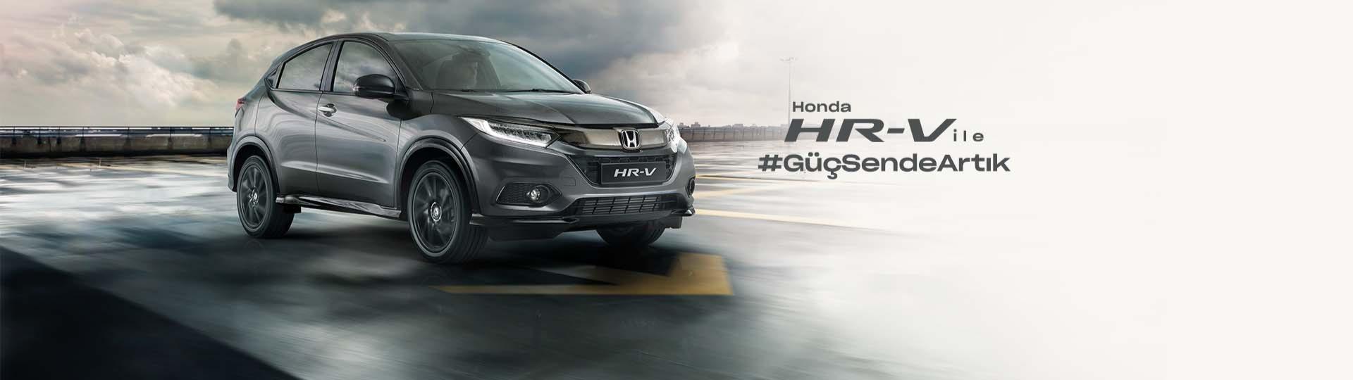 Honda Plaza  Şen Honda HR-V, 70.000 TL, 15 ay vade ve %0,80 faiz avantajıyla Honda Showroom'larında sizi bekliyor.