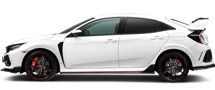 Honda Plaza  Ayışığı Civic Type R