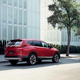Honda Plaza  Bora CR-V