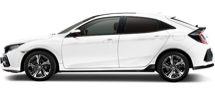 Honda Plaza  Mutluhan Civic Hatchback