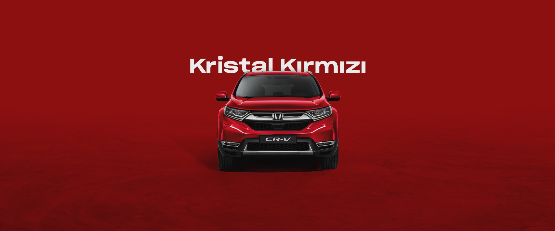 Honda Plaza  Nitko Kristal Kırmızı