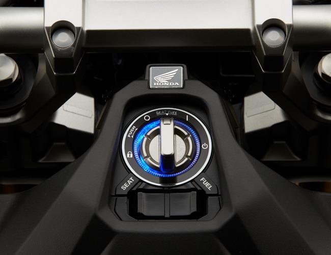Tek Tuşla Motoru Çalıştıran Akıllı Anahtar