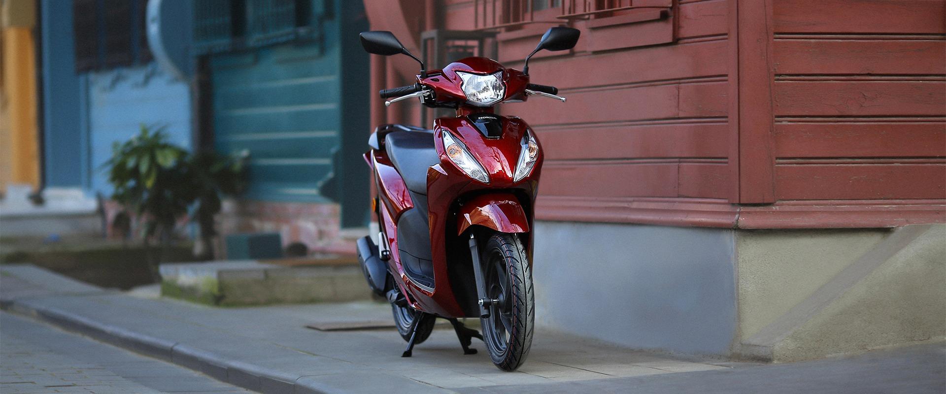 Delikanlı Motor Honda Dio