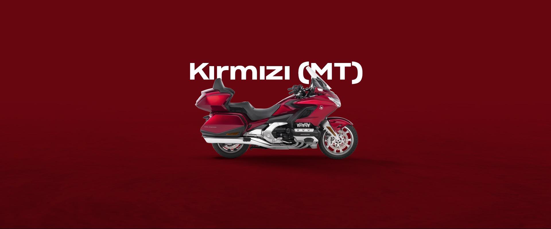 Esengül Motor Kırmızı (MT)