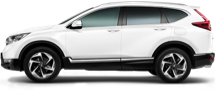 Honda Plaza  Terakki CR-V