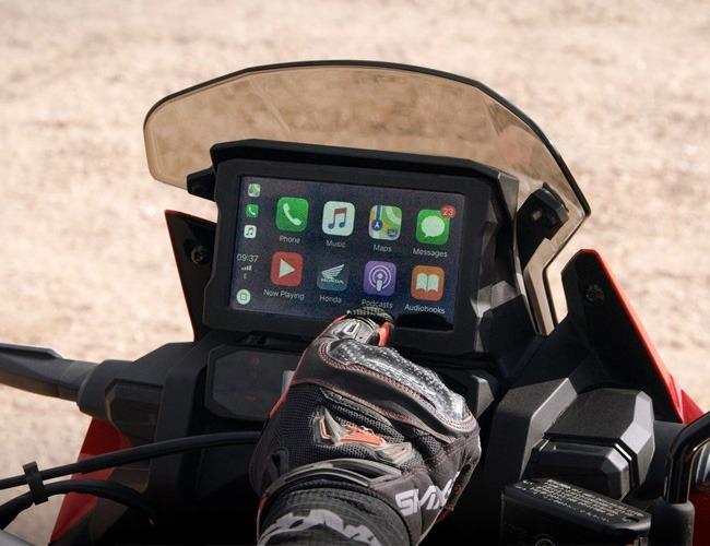 """6,5"""" Yüksek Çözünürlüklü TFT Dokunmatik Ekran"""