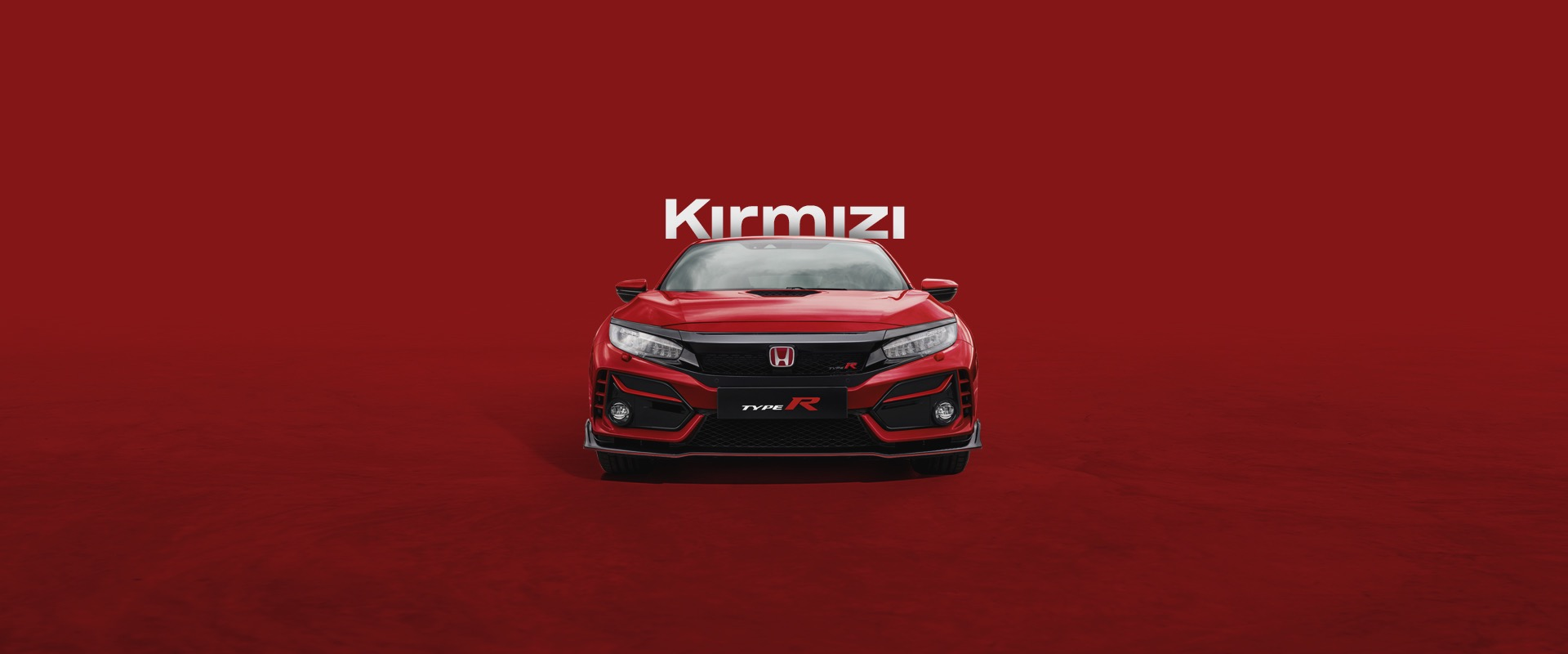 Honda Plaza  Şen Kırmızı
