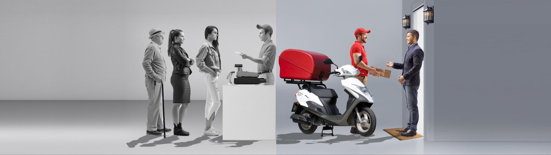 MOTO ENSAR Daha mutlu müşteriler için, hizmetin şeklini değiştir!