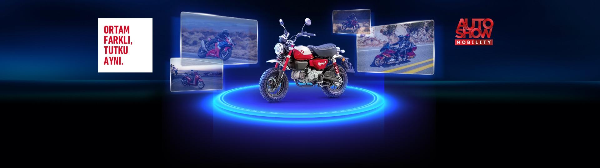 Özkaya Motor  Autoshow'21 için Ortam Farklı, Tutkumuz Aynı