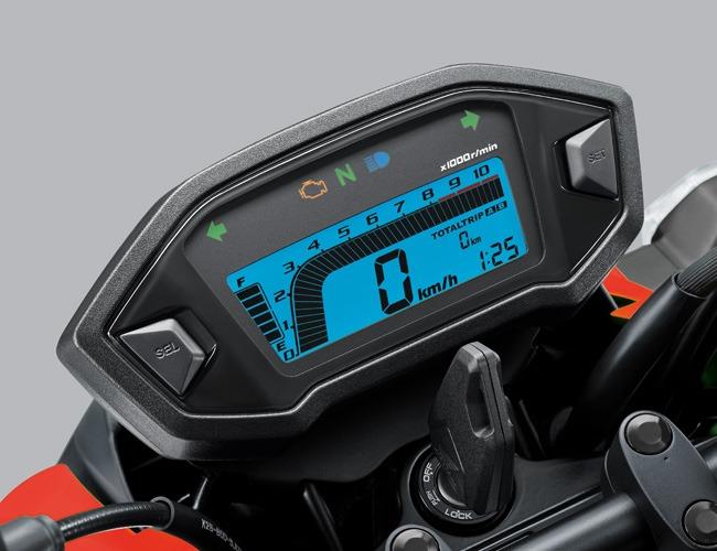 LCD Gösterge Paneli