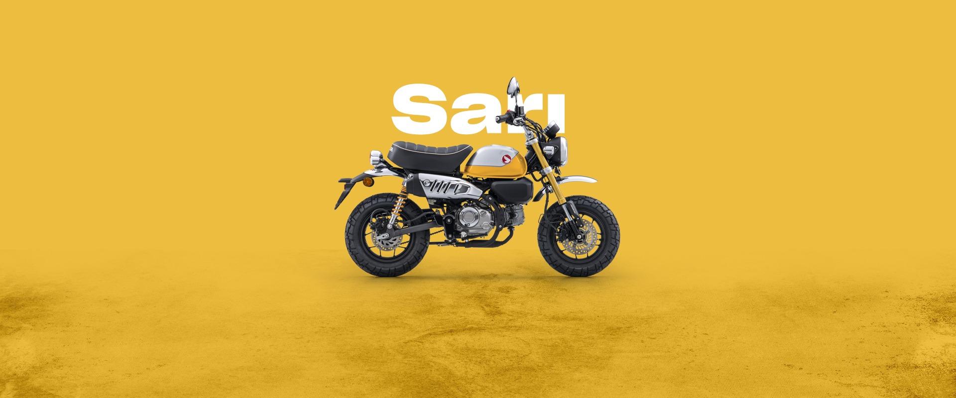 Honda Sağlam Sarı