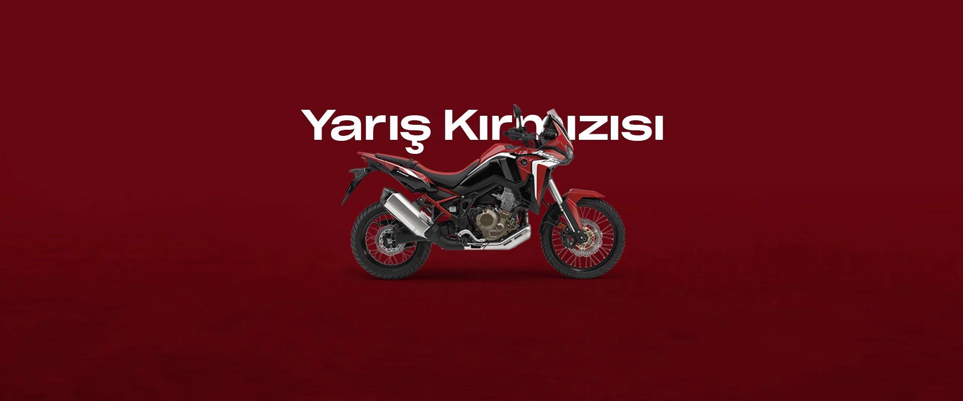 DRD Motorbikes Yarış Kırmızısı